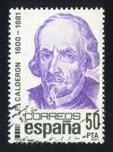 Pedro calderón — Foto de Stock