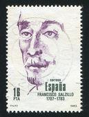 Francisco Salzillo Alvarez — Foto de Stock