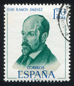 Juan Ramon Jimenez — Stock Photo