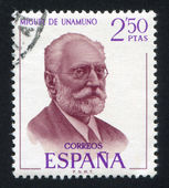 Miguel de Unamuno — Stock Photo