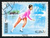 Figure Skating at Olympics — Foto de Stock