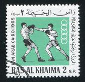 Boxing — Stock Photo