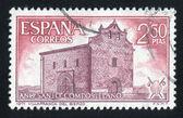 Kirche von Villafranca del bierzo — Stockfoto