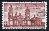 Mexico Cathedral — Stock Photo