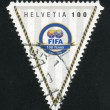 Foto Stock: FIFbadge