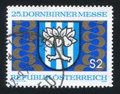 Dornbirn Fair Emblem — Stock Photo