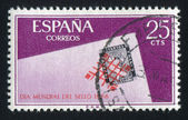 Stamp — Stockfoto