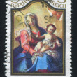 Virgin and Child picture — Stock Photo #19073449