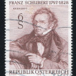 Franz Schubert by Josef Kriehuber — Stock Photo #19077295