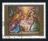 Birth of Christ — Stock Photo