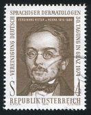 Ferdinand ritter von hebra — Foto Stock