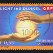 Licht Ins Dunkel Fund-Raising Campaign for the Handicapped — Stock Photo