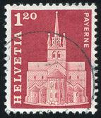 Klášterní kostel — Stock fotografie