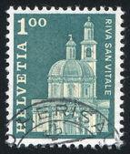 Kostel santa croce — Stock fotografie