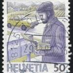 Postman — Stock Photo #19731407