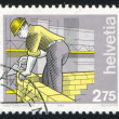 Bricklayer — Stock Photo #19731491