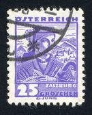 Kostiumy w salzburgu — Zdjęcie stockowe