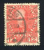 Franz I — Stock Photo
