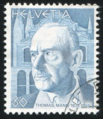 Thomas Mann — Foto de Stock
