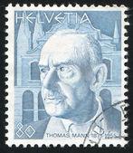 Thomas mann — Foto de Stock