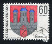 Arms of Bratislava — Stock Photo
