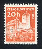 Castello di kost — Foto Stock