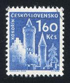 Kokorin zamek — Zdjęcie stockowe