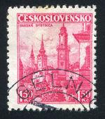 Banska bystrica kasabası — Stok fotoğraf