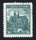 Cathedral of Kosice — Stock Photo