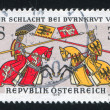 Постер, плакат: Ottokar of Bohemia and Rudolf of Hapsburg