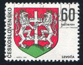 Arms of Levoca — Stock Photo