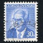 Постер, плакат: Gustav Husak