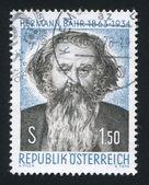 Hermann Bahr — Stock Photo