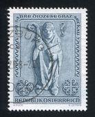 Bishop in Graz Seckau Bishopric — Foto Stock