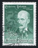 Archduke Johann — Foto Stock