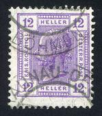 Emperor Franz Joseph — Stock Photo