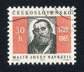 Joseph Navratil — Stock Photo