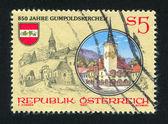 Gumpoldskirchen — Stock Photo