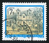 Loretto monastery in Burgenland — Stock Photo