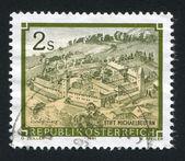Benedectine monastery in Michaelbeuern — Stock Photo