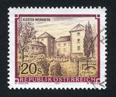 Wernberg monastery — Stock Photo