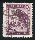 Hochosterwitz — Stockfoto