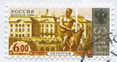 Grand Palace Petrodvorets — Stock Photo