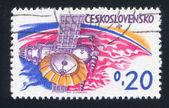 Station planétaire soviétique — Photo