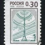 Ostankino TV tower Moscow — Stock Photo #23380628