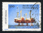 Sagar Samrat Drilling Rig — Stock Photo