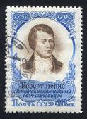 Robert Burns — Foto de Stock
