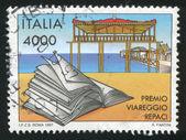 Viareggio Literary prize — Stock Photo