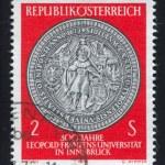 ������, ������: Seal of Leopold University
