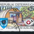 Stock Photo: Military Post Offices Abroad